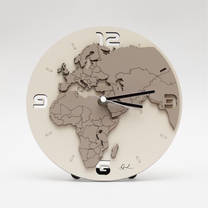 Orologio da Tavolo e da Parete Bomboniera Viaggi