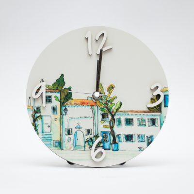 Orologio da Tavolo e da Parete Bomboniera Paesaggio