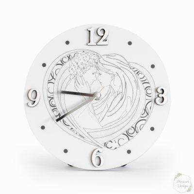 Orologio da Tavolo Bomboniera Innamorati