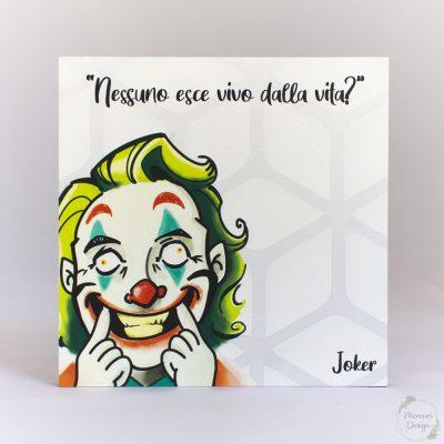 Quadretto Joker film